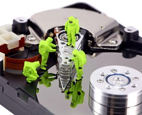 بازیابی اطلاعات هارد SSD