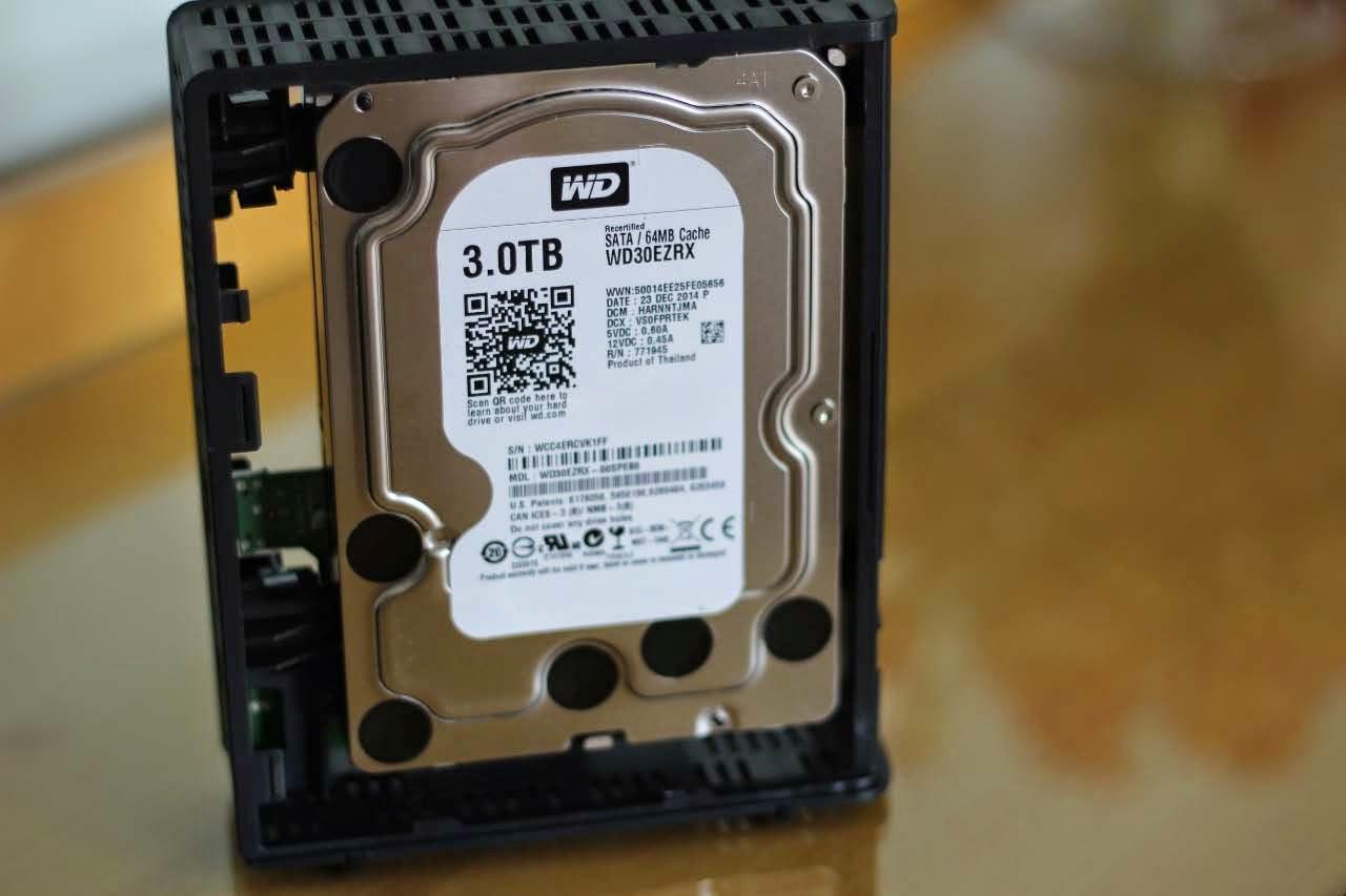 تعمیر سخت افزاری هارد دیسک