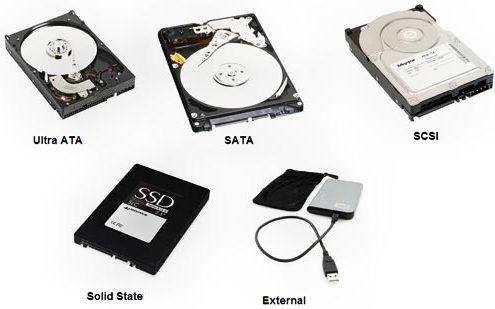 تعویض هارد دیسک کامپیوتر