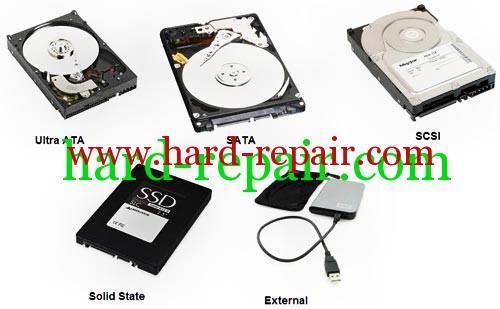 بازیابی هارد دیسک خراب
