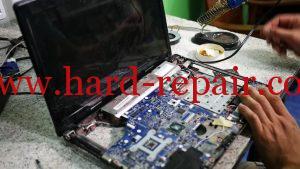 ارائه خدمات تعمیر لپ تاپ در محل