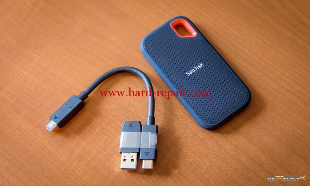 بازیابی اطلاعات هارد اکسترنال مای پاسپورت