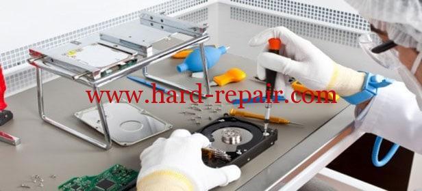 بازیابی اطلاعات هارد سخت افزاری تخصصی