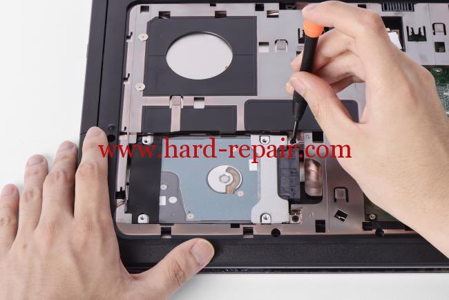 بازیابی هارد دیسک بدسکتور شده